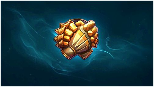 League of Legends Friends Logo