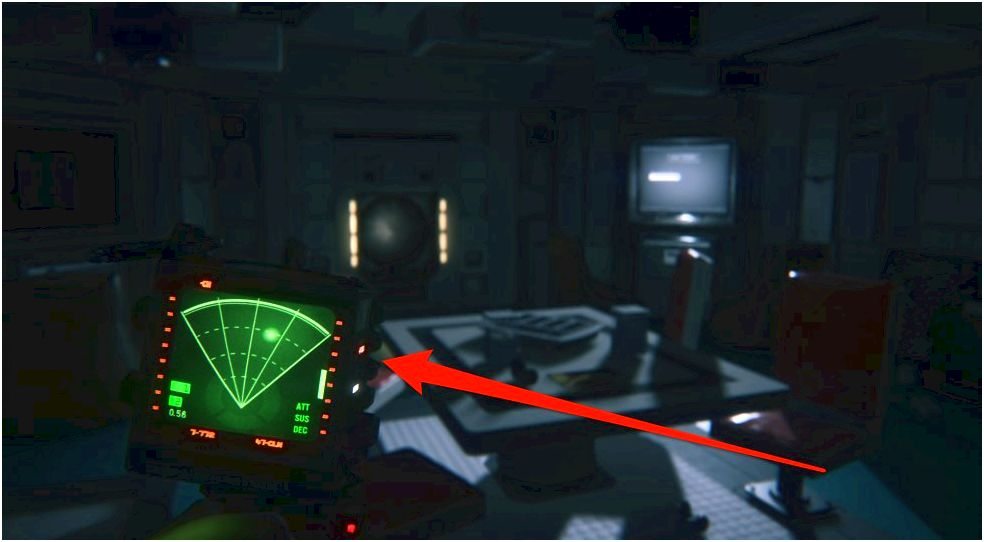 alien isolation darkness