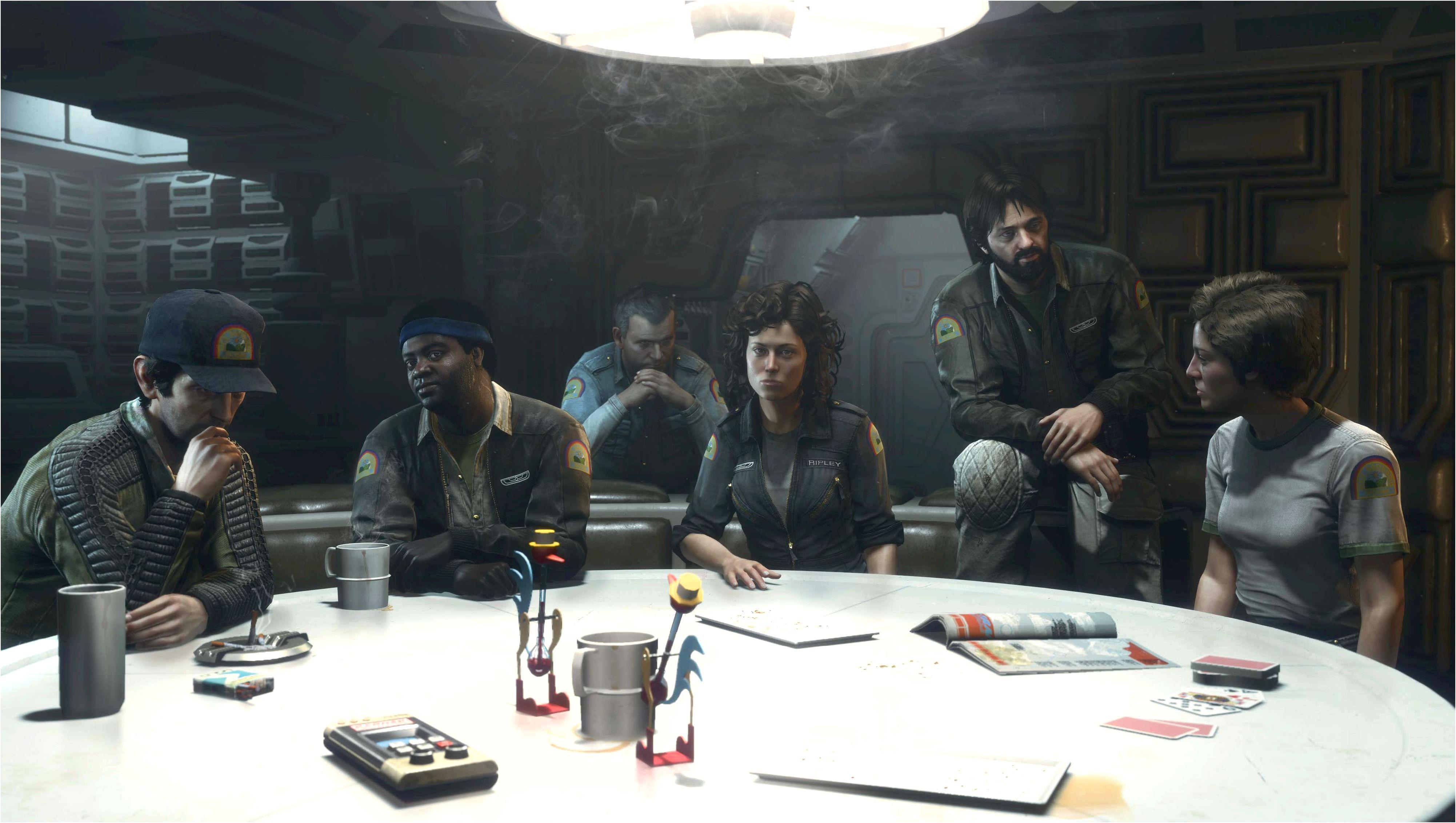 Alien: isolation (gaming 2014) - full cast & crew - imdb seem designer                            Jemma Riley-Tolch