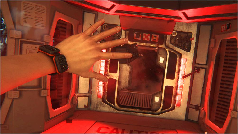 Alien: isolation guide: mission 11 walkthrough Transfer to the region