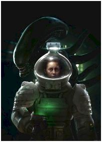 promo007_Amanda_Ripley Alien Isolation