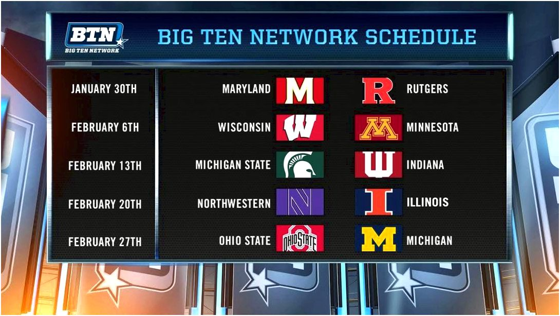 Big ten network launches lol college season « big ten network great deal within this pilot