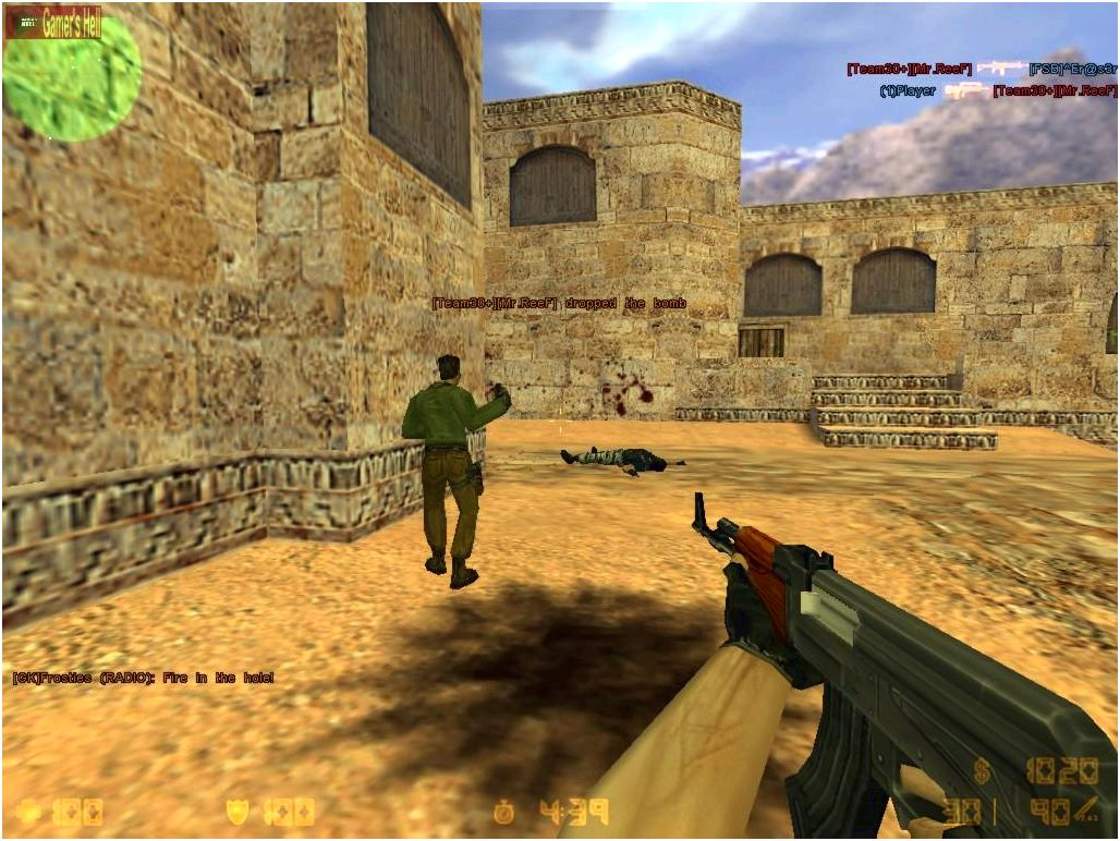 Counter-strike 1.6 - download to play online