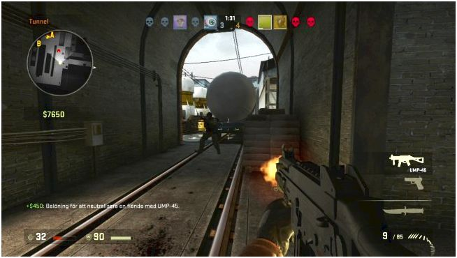 'counter-strike' has a lot of weird new game modes we are looking forward to few new and