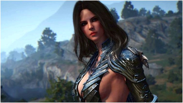 E3 2017: the black desert is releasing on console such as the xbox one x - pvp live NPCs will end up