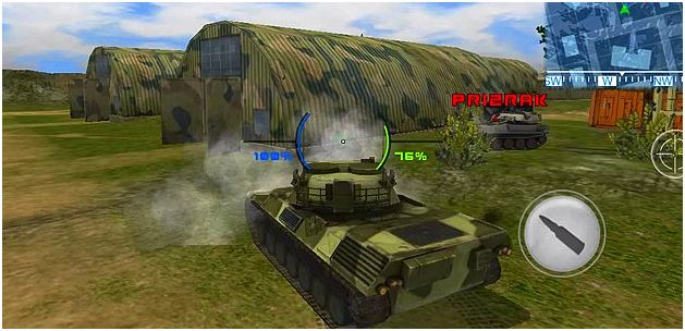 Epic online tank game Tank Mastery Missions