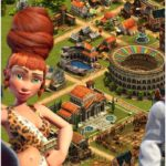 Forge of empires around the application store