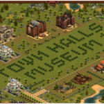 Forge of empires town halls museum