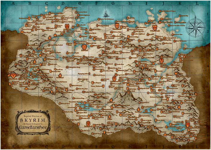 The Province of Skyrim