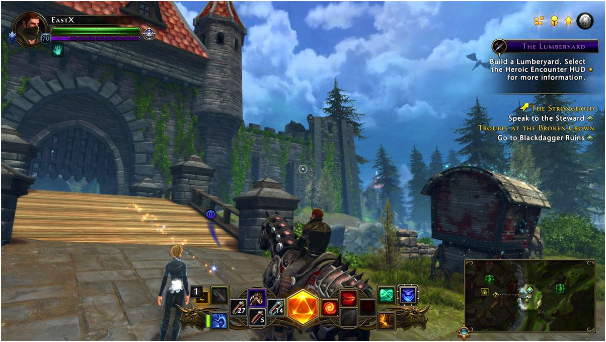 How to create or join a guild in Neverwinter