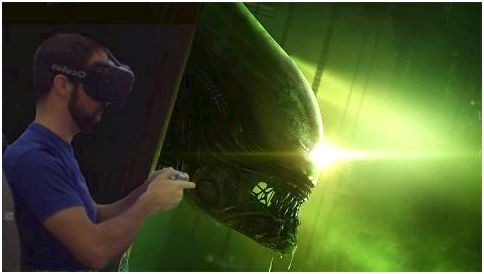 How you can enable oculus rift mode in alien: isolation publish-processing shader, that