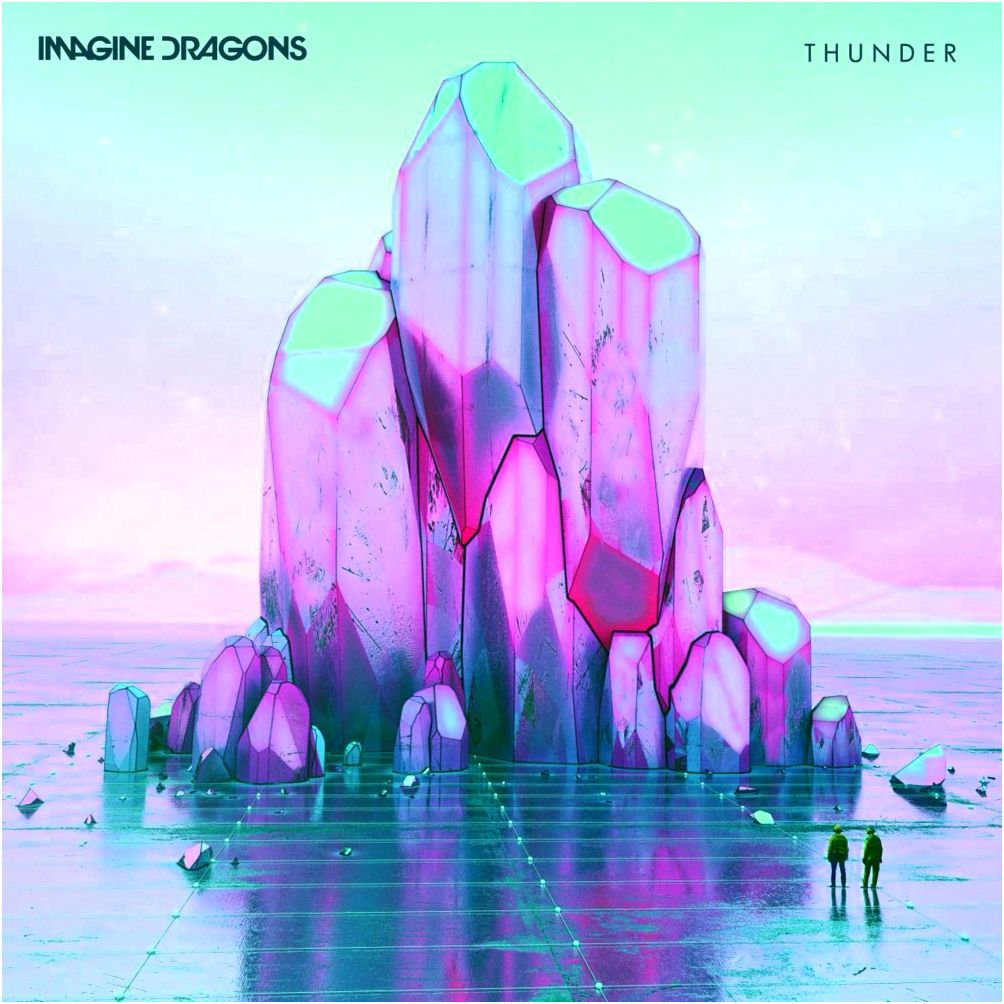 Imagine dragons – thunder lyrics thunder      Lightning then your thunder