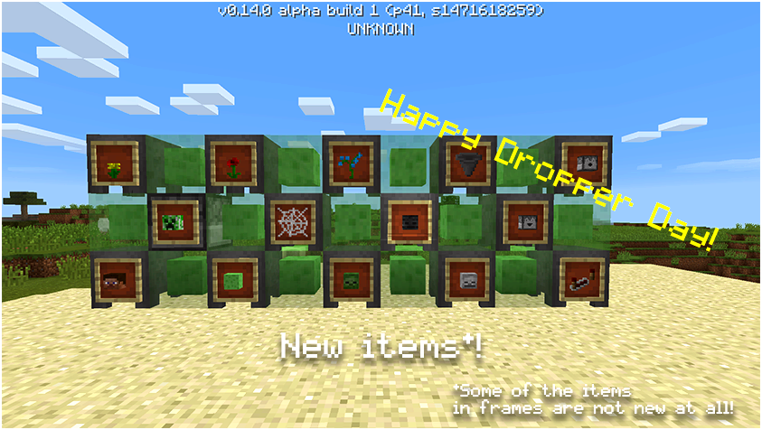 Minecraft: pocket edition around the application store you to make your own
