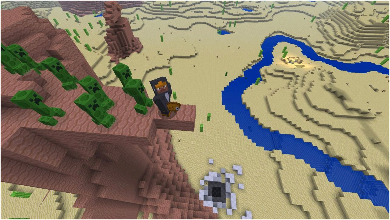 Minecraft: the storyline of mojang regular job and
