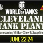 Realm of tanks cleveland tank plant homecoming military show and swap meet – ix center
