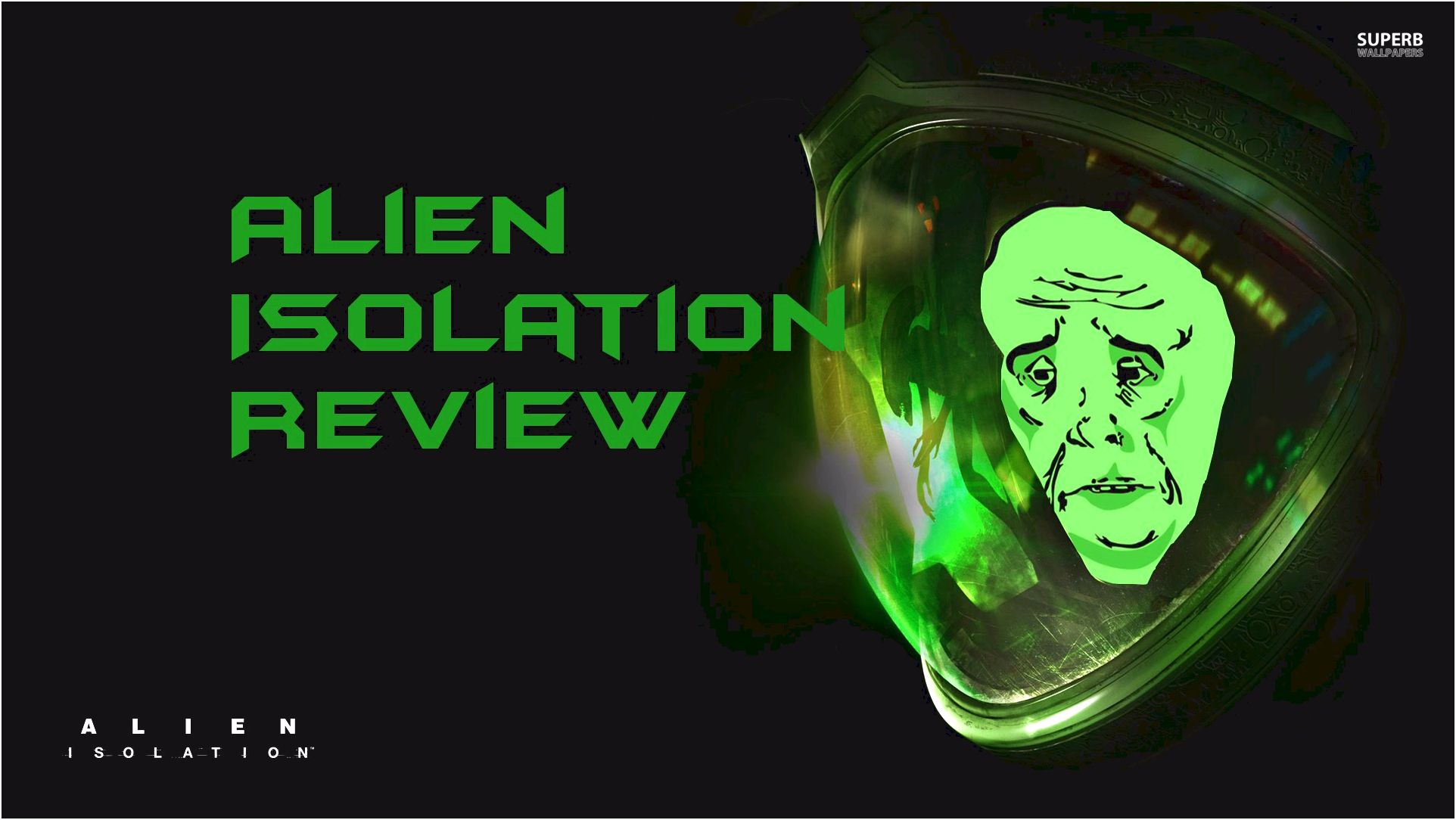 Review: less could have been more for 'alien: isolation' Whether it sees something move