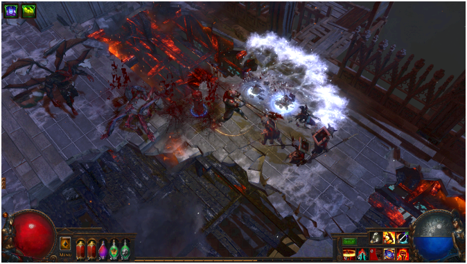 Path of Exile: The Fall of Oriath Preview -- The Loot Grind Continues