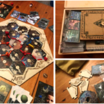Settlers of skyrim: a present of affection for any catan & elder scrolls fan