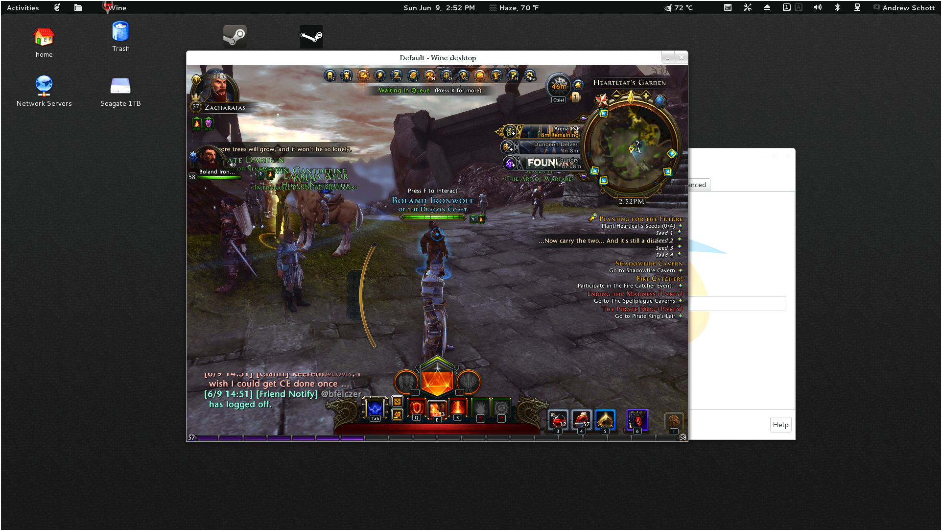 Winehq - dungeons & dragons neverwinter Dragons Neverwinter version on Steam